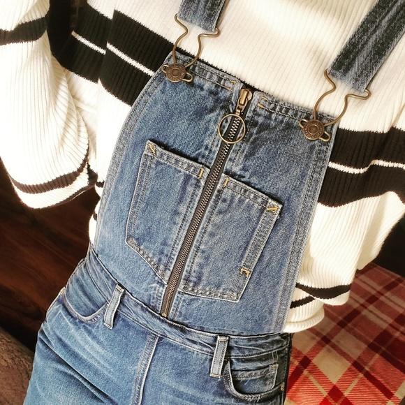 Levi's Denim - Levi's overalls